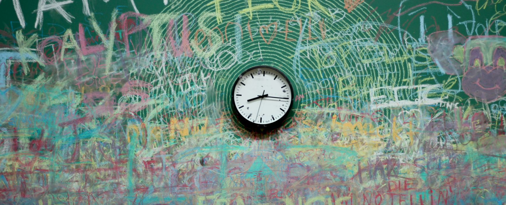 Időmenedzsment: óra egy táblán