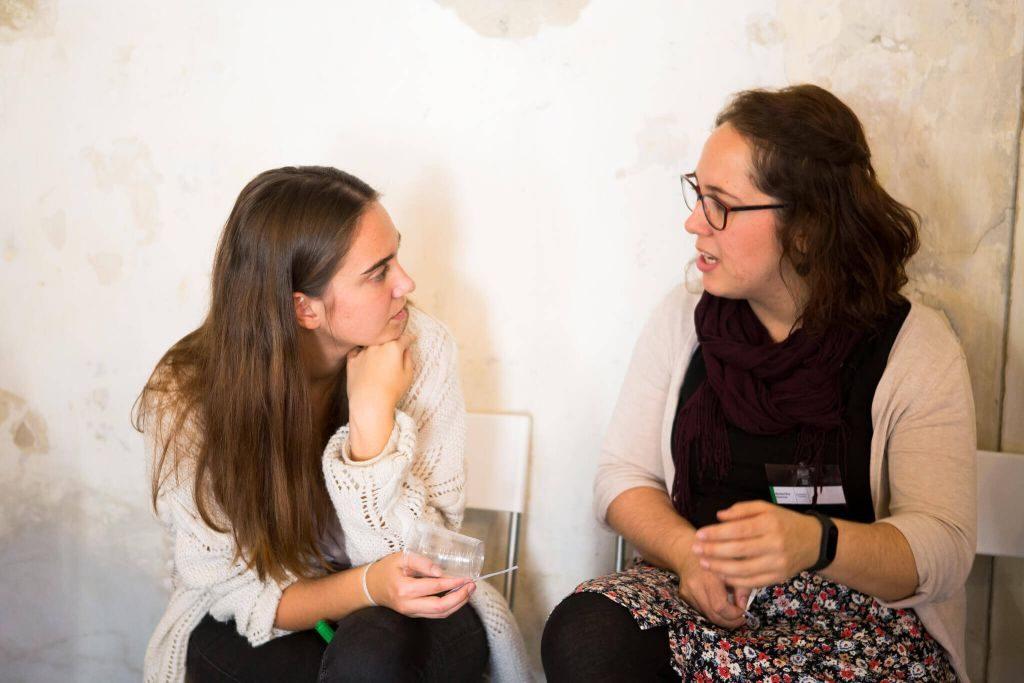 Barta Emily és Beberika Dorina