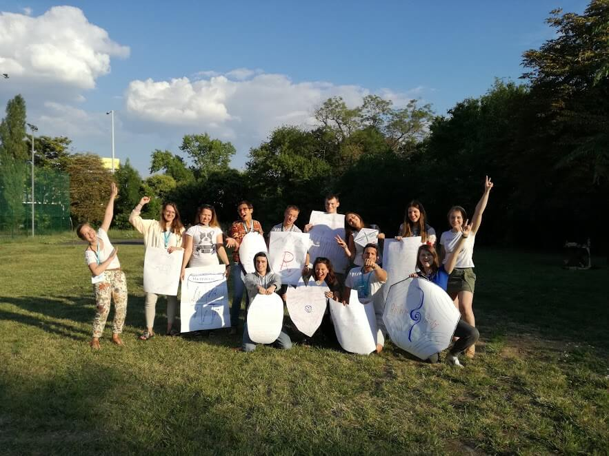 A Leadership Summer Schoolon Mórocz Kata