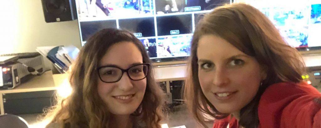 Egy nap a kulisszák mögött – M2 Petőfi TV egy diák szemével