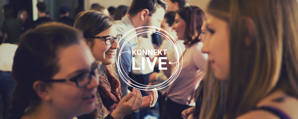 Konnekt LIVE: egy lépéssel közelebb a tudatos pályaválasztáshoz!